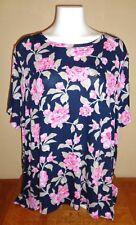 Women's Plus Size 3X Falls Creek Shirt Top Tunic High Low