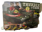 Kids 24 Volt Ride-On MilitaryTank With Working Cannon, Turret, Lights and Sounds