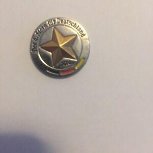 DFB Deutscher Fussball Bund der vierte Stern Pin !!