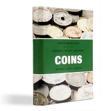 New Coin Wallet Pocket Album World Travel Collector Gift Collection Free US Post