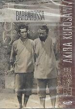 Dvd **BARBAROSSA** di Akira Kurosawa nuovo sigillato 1965