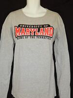 NEW University of Maryland Terrapins T-Shirt Women's Top Shirt Jersey Size 3XL