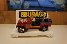 BURAGO 1/24 RENEGADE JEEP CJ-7 -  0198  T11