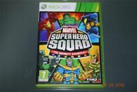 Marvel Super Hero Squad The Infinity Gauntlet Xbox 360 UK PAL **FREE UK POST**
