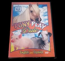 Pony Play Date (DVD, Brand New)