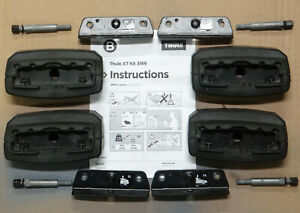 Thule Roof Bar Fitting Kit BMW 5 SERIES 4 door Saloon, 2017 on , no 3169