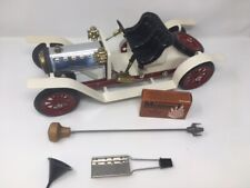 Vintage Mamod Steam Roadster Car Working Model With Original Box and Accessories
