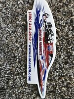 Lucas Oil Products, Sticker, Lucas Oil Racing Boat #628