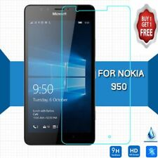 FOR MICROSOFT NOKIA LUMIA 950 Buy 1 GET 2 TEMPERED GLASS SCREEN PROTECTOR