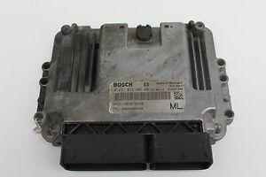 Motorsteuergerät ECU HONDA 0281013406 9R241606070840 EDC16C7-10.73 im AUSTAUSCH
