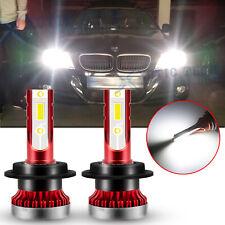 For BMW F30 F31 F48 E90 E91 E60 Bright 6000k LED Headlights High Beam Light Bulb