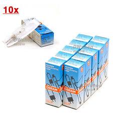 10pcs NEW OSRAM HLX 64625 FCR 100W 12V GY6.35 HALOGEN Optic Medical LAMP
