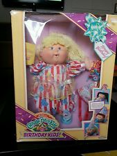 Cristy Renita Cabage patch birthday kid 1989