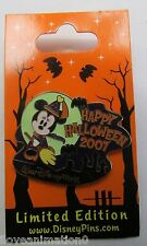 Disney WDW Happy Halloween Cute Characters Minnie Mouse Pin