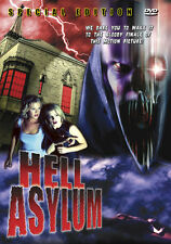 Hell Asylum - Sexy girls get skewered in haunted house!