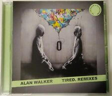 ALAN WALKER - Tired. Remixes (Maxi-Single, Promo, 12 tracks) 2017