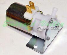 Classic Minis NEW 12v Washer Wiper Pump