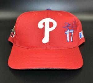 Philadelphia Phillies Scott Rolen Vintage 90s Twins Enterprise Snapback Cap Hat