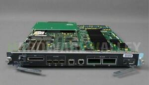 CISCO VS-SUP2T-10G / VS-S2T-10G  2 x 10GbE and 3 x 1GbE with MSFC5 PFC4