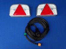 LED Rückleuchten, Set 12 Volt Komplettsatz Anhängerrückleuchten Art.177