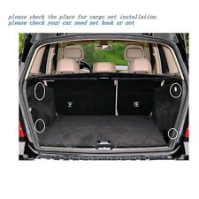 Trunk Rear Cargo Net For DODGE DURANGO 1998 - 2017 Car Envelope Storage Black