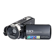 FHD 1080P Digital Video Camcorder Camera DV DVR 2.7'' TFT LCD For SDHC class 6