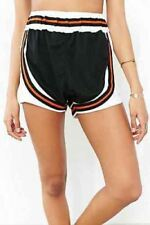 UNIF Jogger Short Wos med Urban Outfitters Dolls black orange white NEW tag 5523