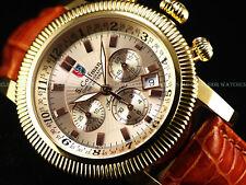 RARE S. Coifman 47mm Swiss Made 37J ETA 2894 Automatic Chronograph GT SS Watch