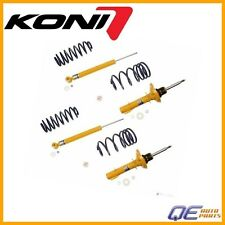 Front Volkswagen Golf Jetta 2000 2001 - 2006 Suspension Kit Koni Sport 11405262