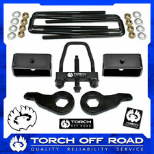 """3"""" Front 2"""" Rear Leveling Lift Kit 1988-1998 Chevy GMC K1500 4X4 4WD Z71 w/ TOOL"""