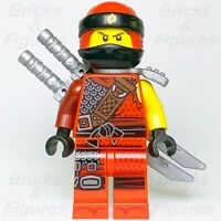 New Ninjago LEGO® Kai Hunted Red Fire Ninja Minifigure from set 70655 Genuine