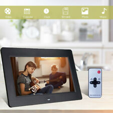 10.1'' LCD HD Electronic Digital Photo Frame Picture MP4 Player + Remote Control