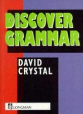 Discover Grammar,Prof David Crystal