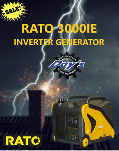 RATO R3000IE INVERTER GENERATOR