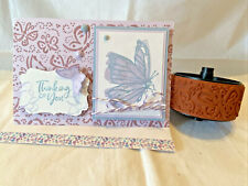 Stampin Up-Butterfly Standard Stamp Wheel + Card-Stampin Around-Crafts-Bugs