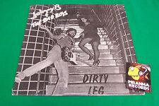 Johnny B And The Bad Boys Dirty Leg Rock LP NEW Crazy Cajun Piranha Records