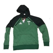 NEW NWT Portland Timbers Adidas Men's Pullover Hoodie Sweatshirt Size Small