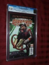 Guardians of the Galaxy #5 CGC 9.8 Monkey variant (2008)