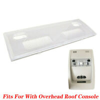 Overhead Console Map Dome Light Lens For Silverado Sierra Tahoe Avalanche 07-13