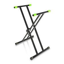 Gravity KSX 2 - Keyboard Stand X-Form Double Heavy Duty Durable Band Studio