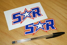 Scott Redding Screen Decals (Pair)