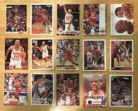 Sam Cassel (15) Cards With (12) Rookies & No Duplicates