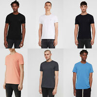 AllSaints Mens Tonic Crew Neck Designer Slim Fit Cotton All Saints T shirt Tee T