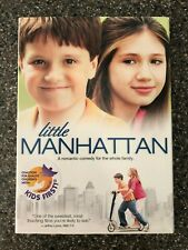 Little Manhattan - Romantic Comedy for the family - New Sealed Ships Free