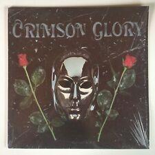 Crimson Glory First Pressing Rare Par Records LP Vinyl 1986