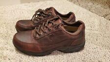 Cabela's Leather X4 4MOST DRY-PLUS Waterproof All-Terrain Shoes for Men Sz 10 D