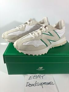 Casablanca x New Balance 327 White/Green Size US 8.5 100% Authentic!