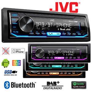 B-Ware JVC KD-X451DBT | DAB+ | Bluetooth | USB | Android | iPhone | Spotify | Au