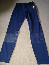 ASICS- BLUE EXERCISE LEGGINGS- SIZE XS- NEW!