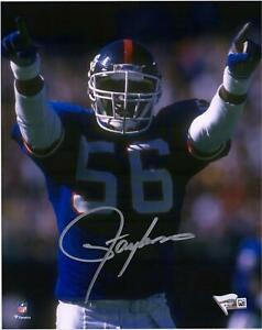 Lawrence Taylor New York Giants Autographed 8x10 Hands Pointed Photo - Fanatics